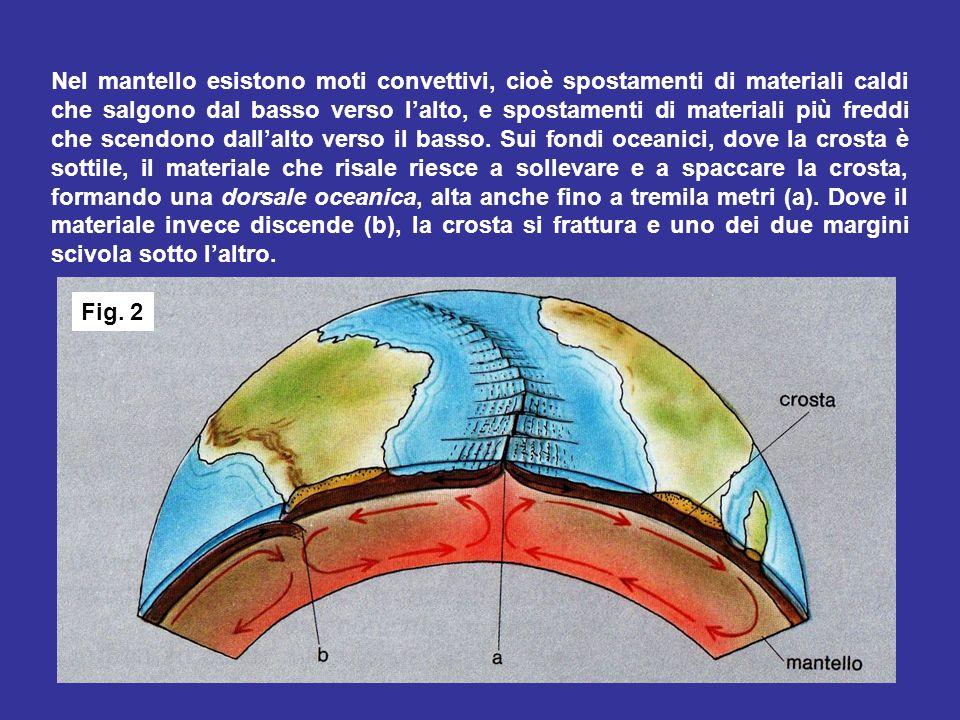 STRUTTURA DELLA TERRA Il nostro pianeta risulta composto da quattro strati concentrici: al centro troviamo il nucleo, diviso in nucleo interno (liquido) e nucleo esterno (solido); intorno ad esso si stende il mantello, semifuso.