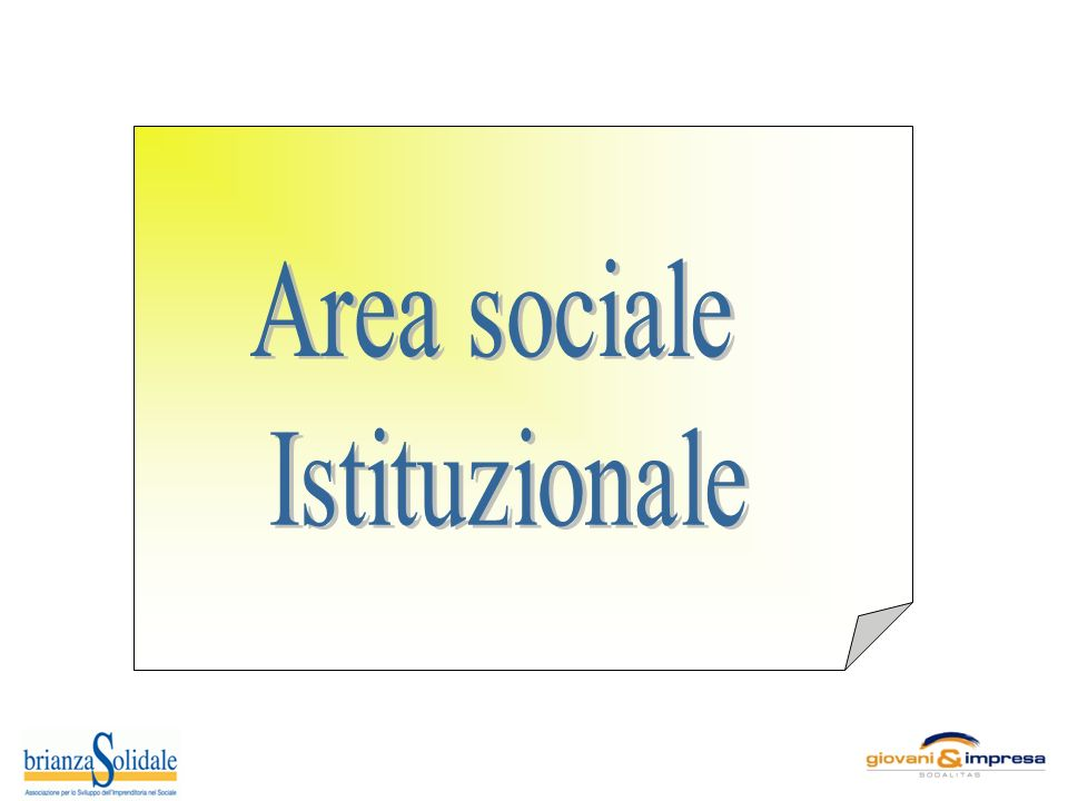 Progetto Orizzonti - Brianza Progetto per migliorare le condizioni di vita dell anziano in Brianza Università Cattolica Roma