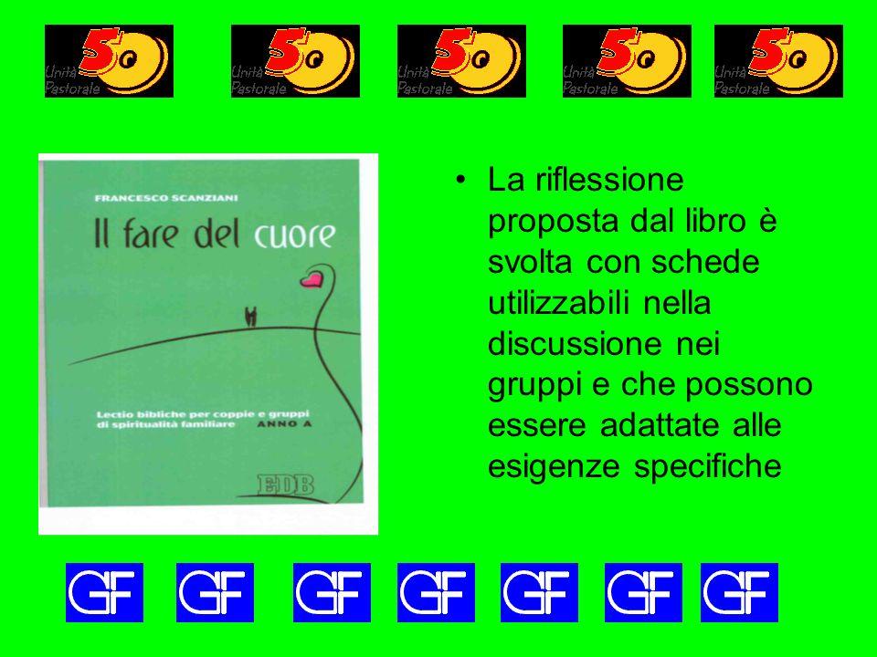 La riflessione proposta dal libro è svolta con schede utilizzabili nella discussione nei gruppi e che possono essere adattate alle esigenze specifiche