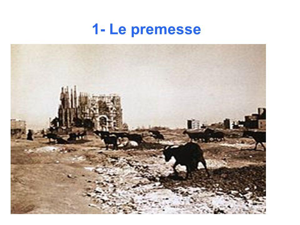 1- Le premesse