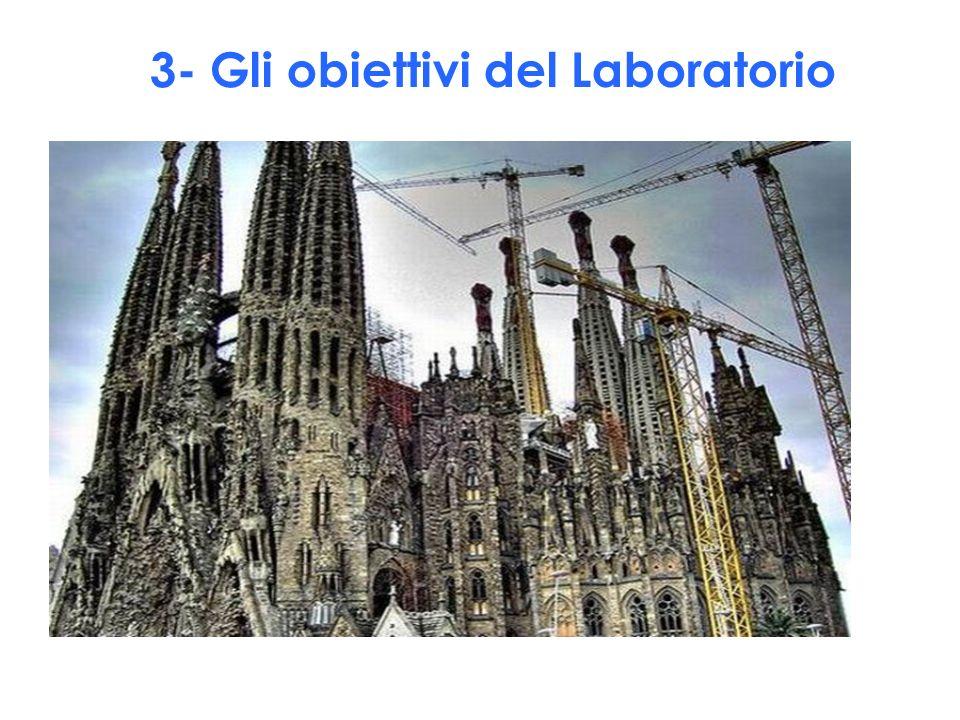 3- Gli obiettivi del Laboratorio
