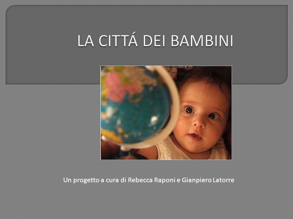 Un progetto a cura di Rebecca Raponi e Gianpiero Latorre