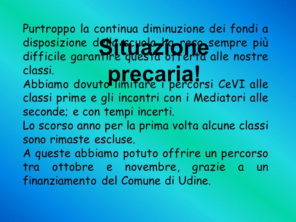 FLASH su Incontri con Mediatori & Percorsi CeVI