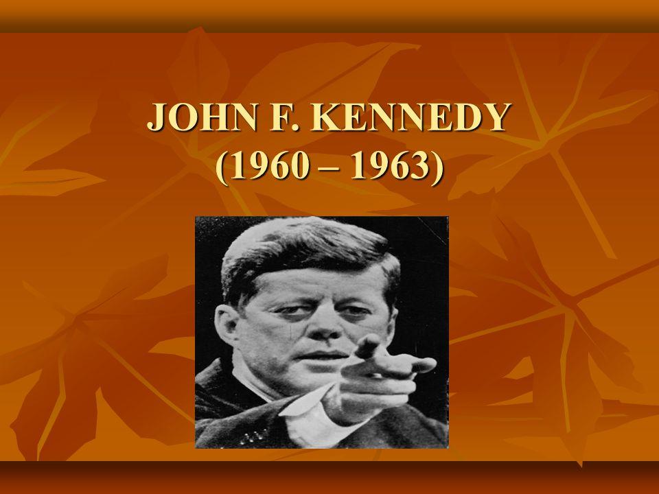 JFK 7.1960 Los Angeles: Accettazione candidatura democratica la Nuova Frontiera 7.1960 Los Angeles: Accettazione candidatura democratica la Nuova Frontiera Elezioni presidenziali 1960: Richard Nixon vs John F.