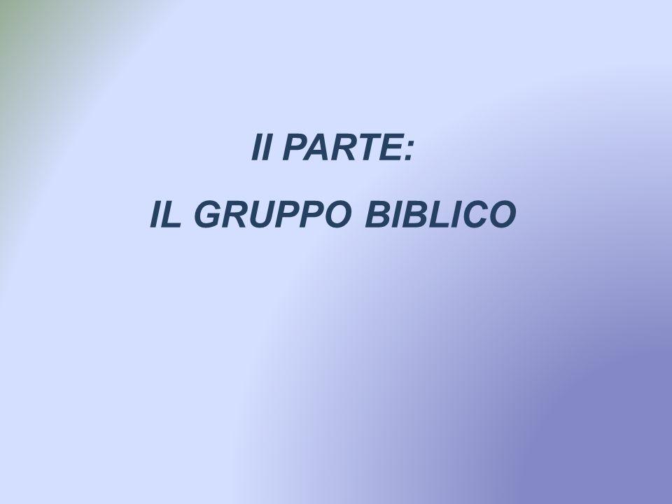 Struttura della lectio Essa si apre con la lettura (lectio) del testo, che provoca la domanda circa una conoscenza autentica del suo contenuto: che cosa dice il testo biblico in sé.