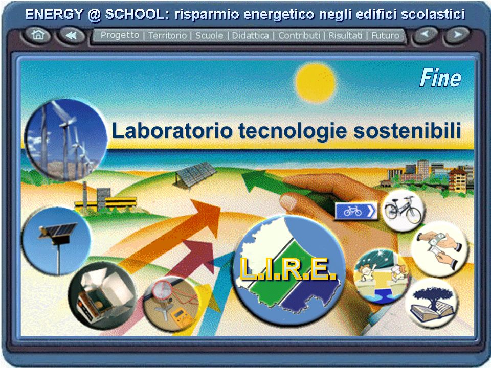 ENERGY @ SCHOOL:Centoscuole 9I.I.S. Alessandrini-Marino – Media C.