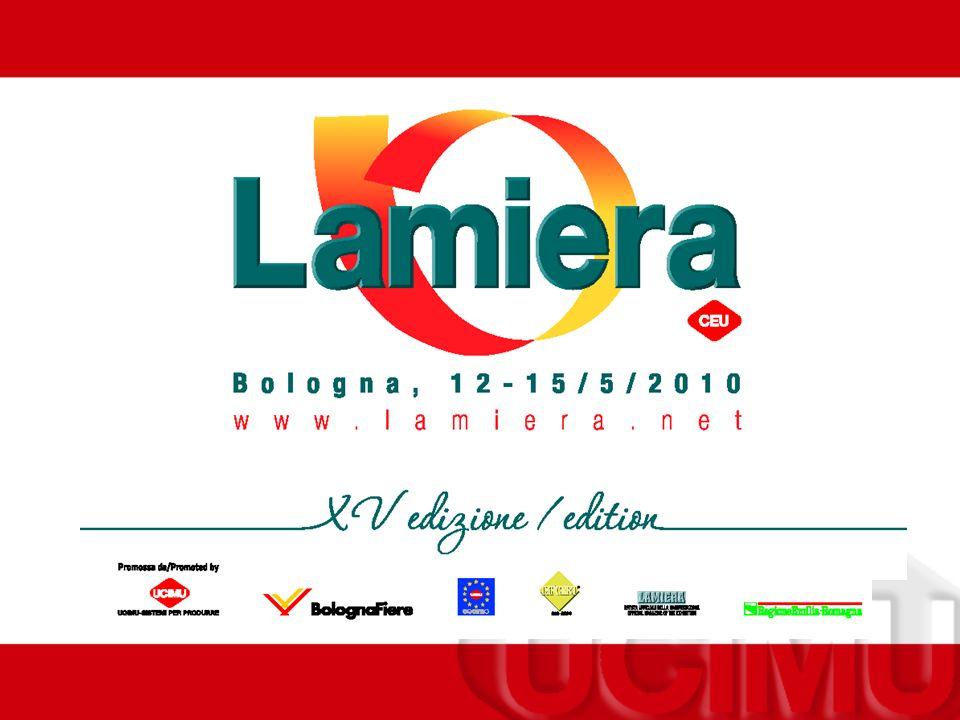 GUIDA AI MERCATI VIETNAM Bologna, 11 febbraio 2010 23 IL TREND DI LAMIERA