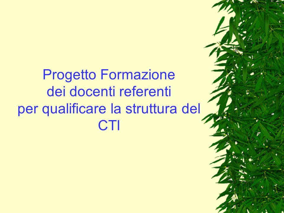 Progetto Formazione e-learning integrato 1.