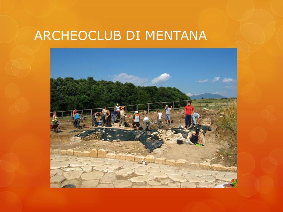 ARCHEOCLUB DI MENTANA