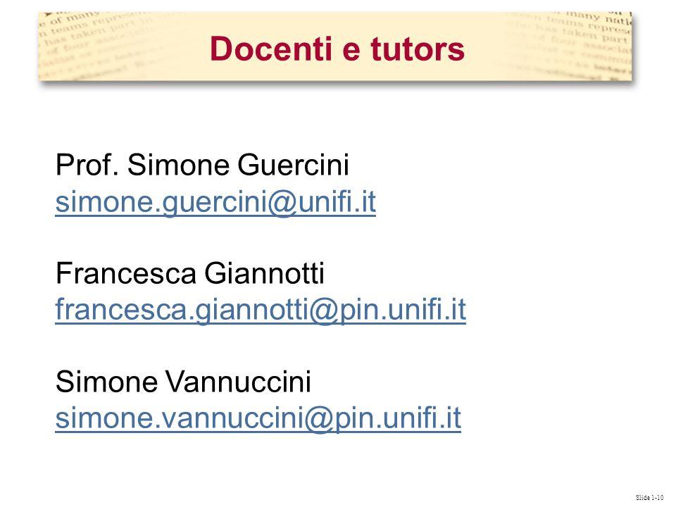 Slide 1-10 Prof.