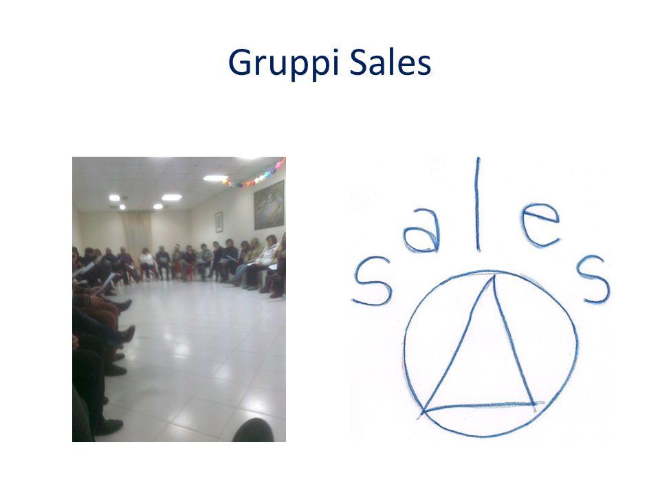 Cosè il Gruppo Sales gruppo di psicoterapia della durata di due ore con frequenza settimanale dieci minuti di meditazione silenziosa