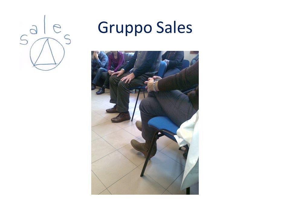 Quale è lo scopo del Gruppo Sales lintegrazione dellIo al Vero Sé