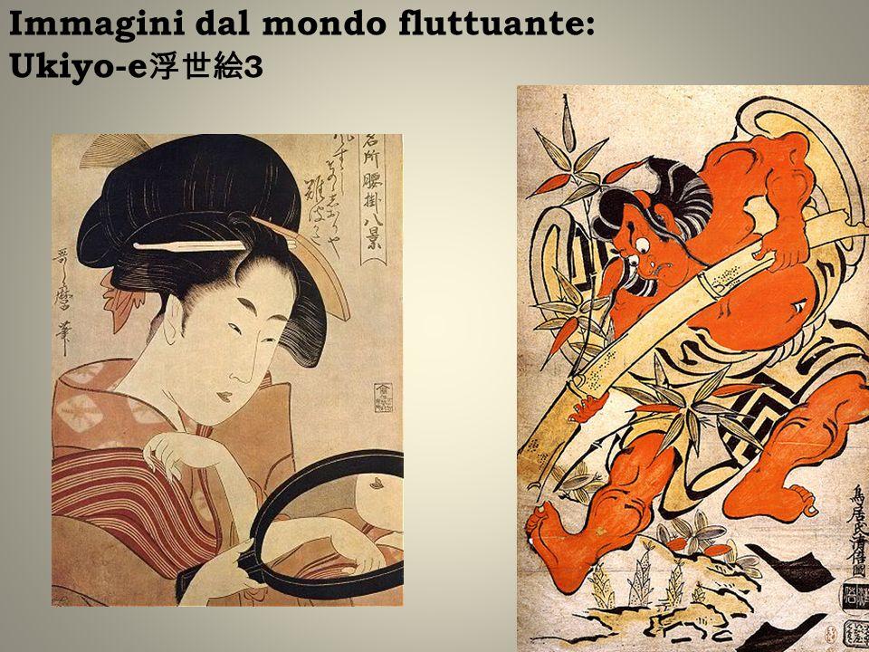 Immagini dal mondo fluttuante: Ukiyo-e 3