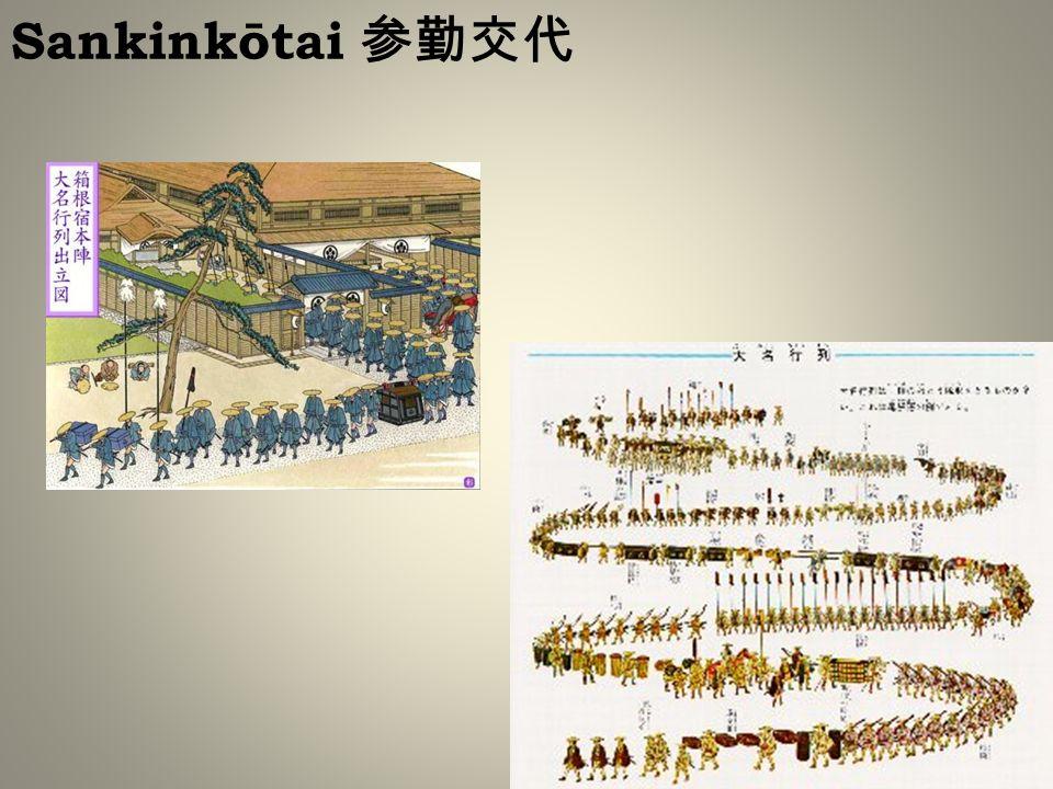 Sankinkōtai
