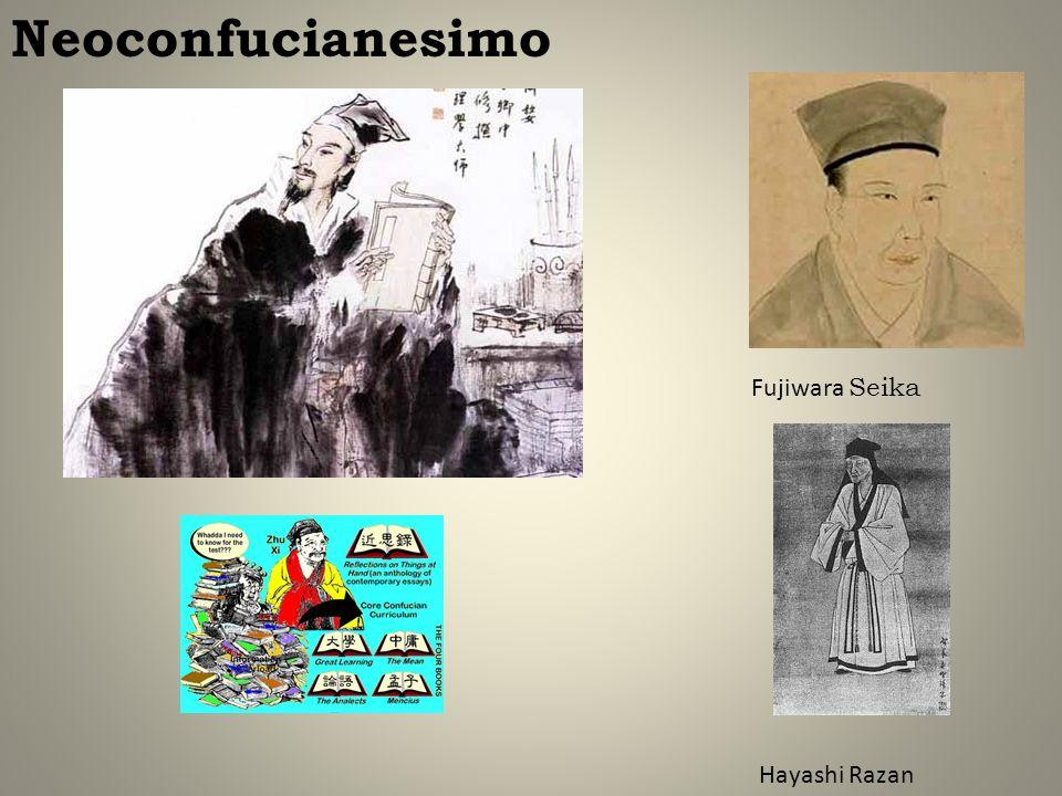 Neoconfucianesimo Fujiwara Seika Hayashi Razan