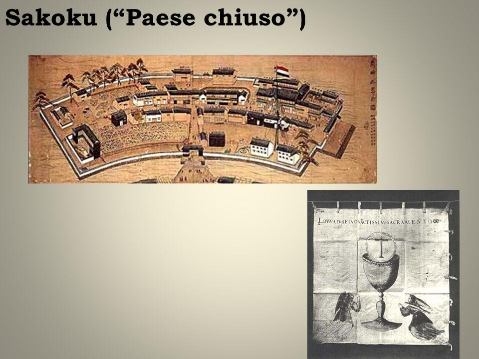Sakoku (Paese chiuso)