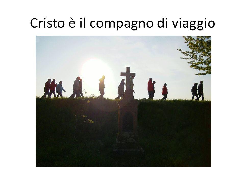 Cristo è il compagno di viaggio