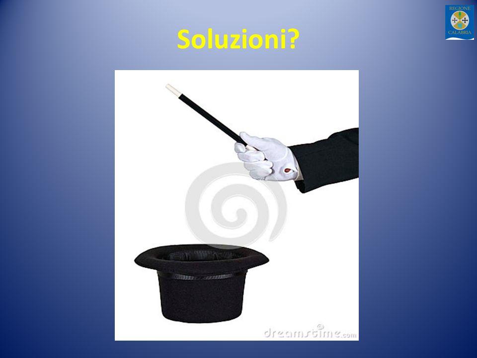 Soluzioni?