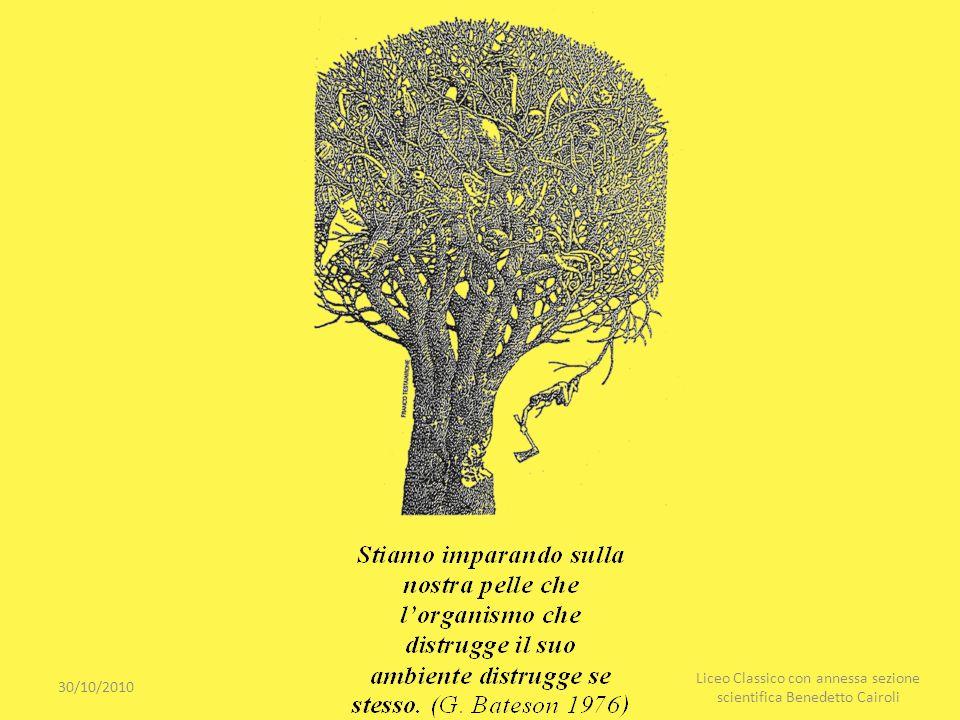 30/10/2010 Liceo Classico con annessa sezione scientifica Benedetto Cairoli