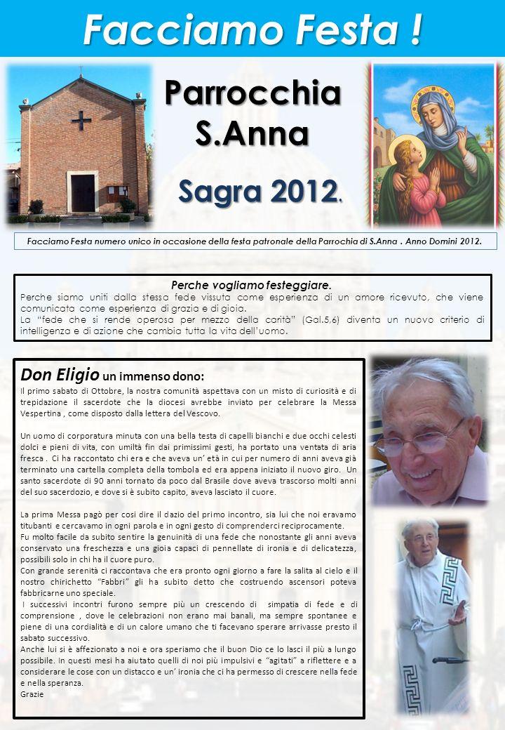 Domenica 22 Luglio Santa Messa ore 9.30 Santa Messa 2