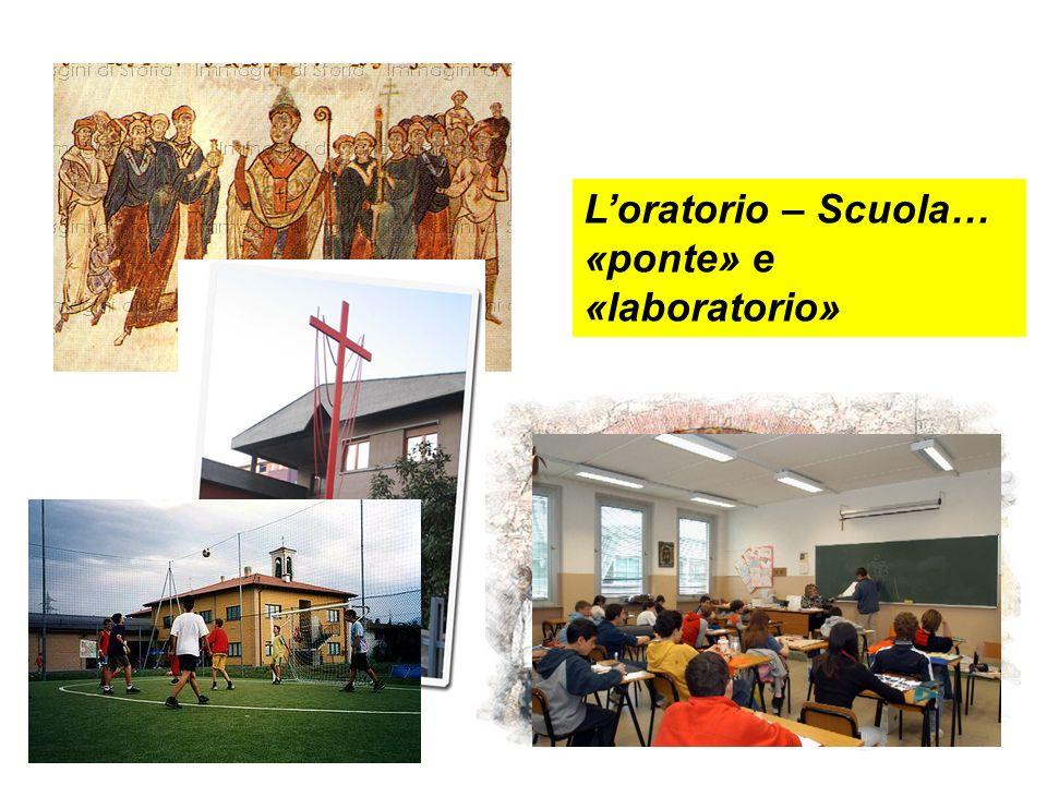 Loratorio – Scuola… «ponte» e «laboratorio»