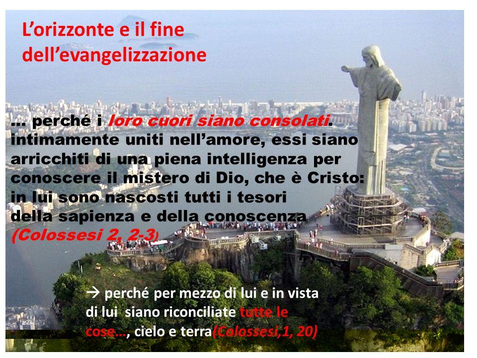 Fondamentalità di una vita comunitaria (religiosa, parrocchiale) che «profumi di Vangelo»,
