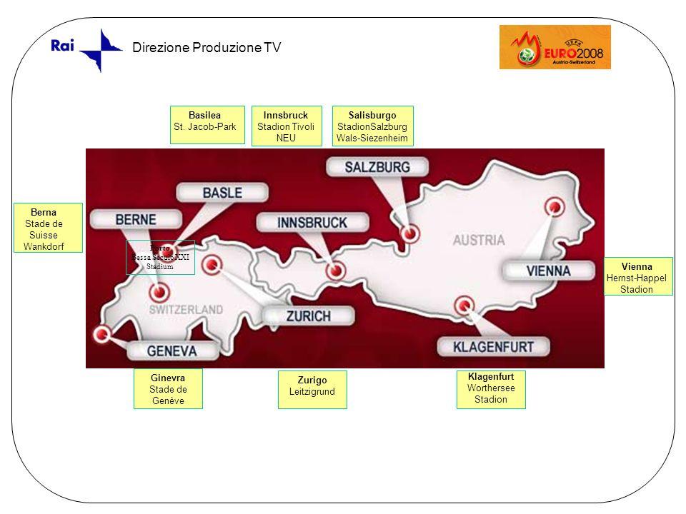 Direzione Produzione TV MATCH SCHEDULE