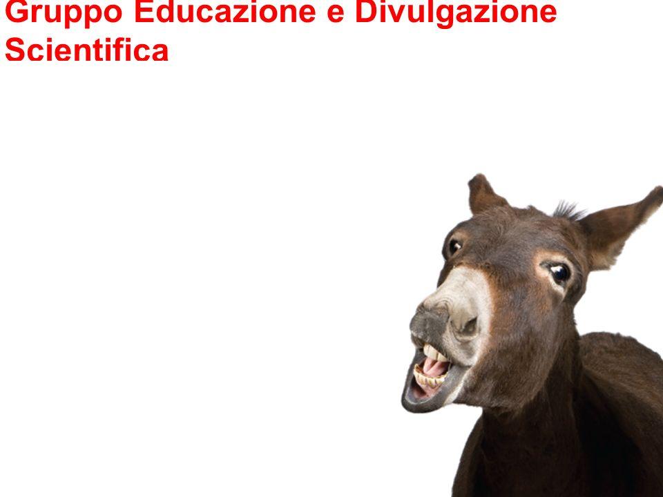 2010 Gruppo Educazione e Divulgazione Scientifica