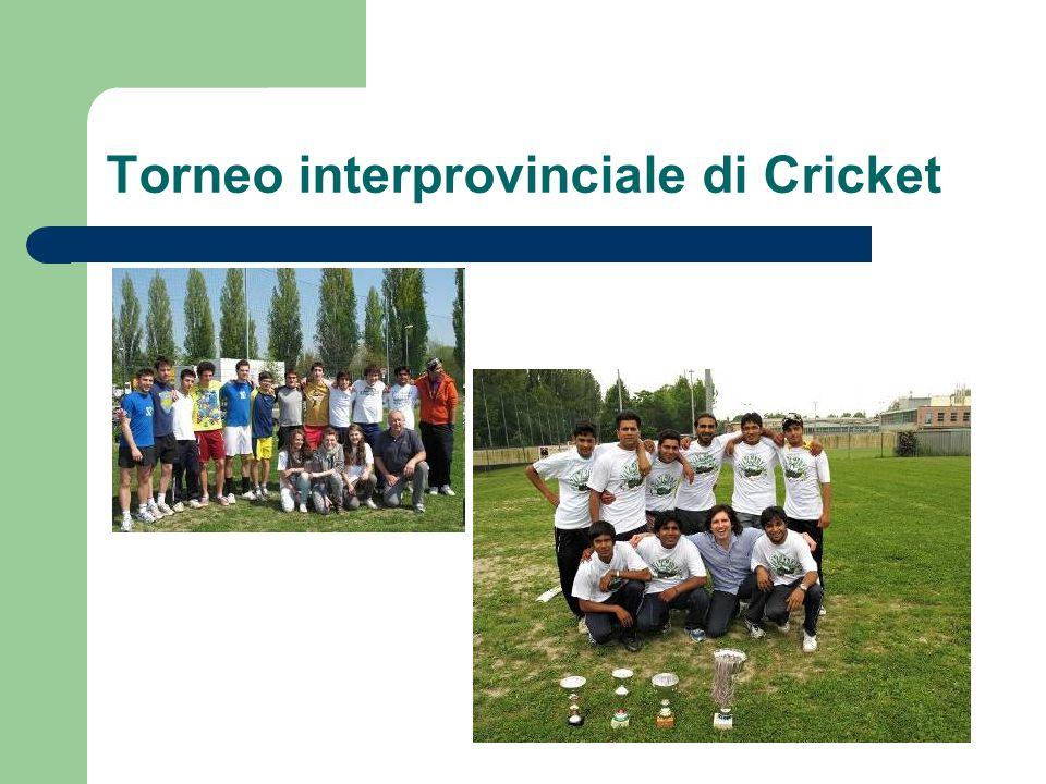 Torneo interprovinciale di Cricket