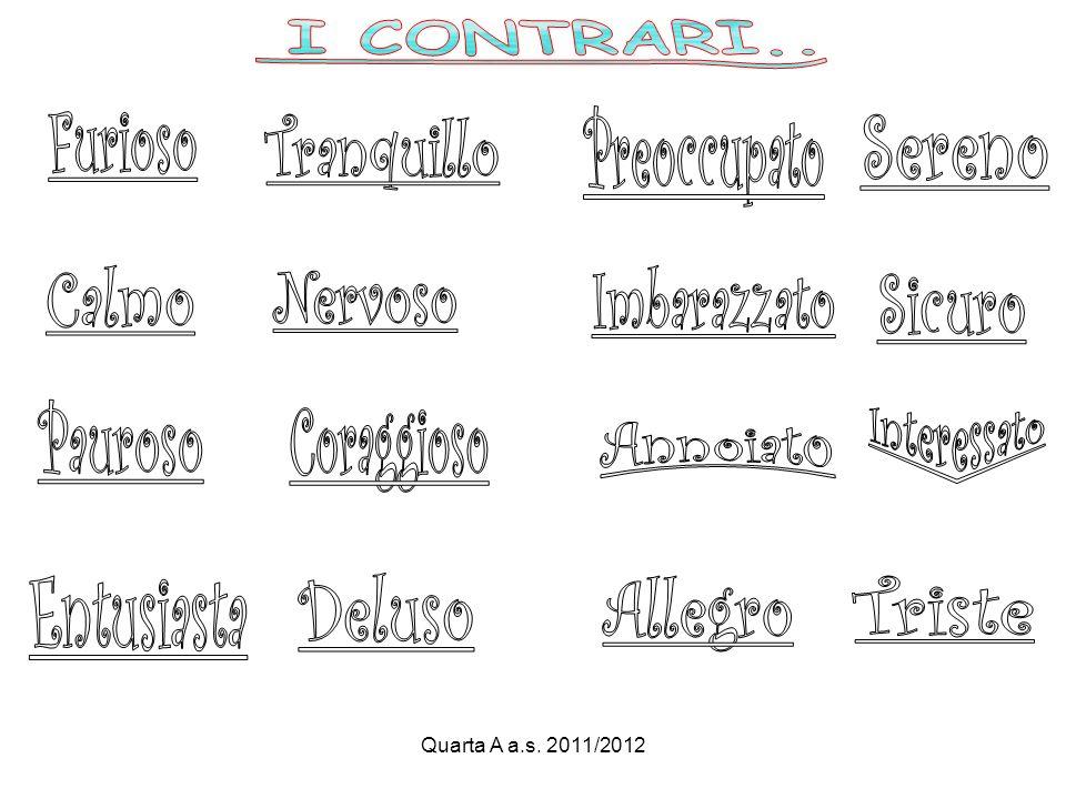 Ideato per i ragazzi della quarta A Centro Scuola Primaria A. Manzoni - Foggia A.S. 2011-2012