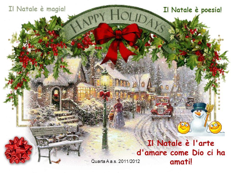 Ora, vivi il Natale!. Fai il pieno d'armonia, controlla i livelli della gioia, la pressione dei sorrisi, fai il tagliando di radiosità …