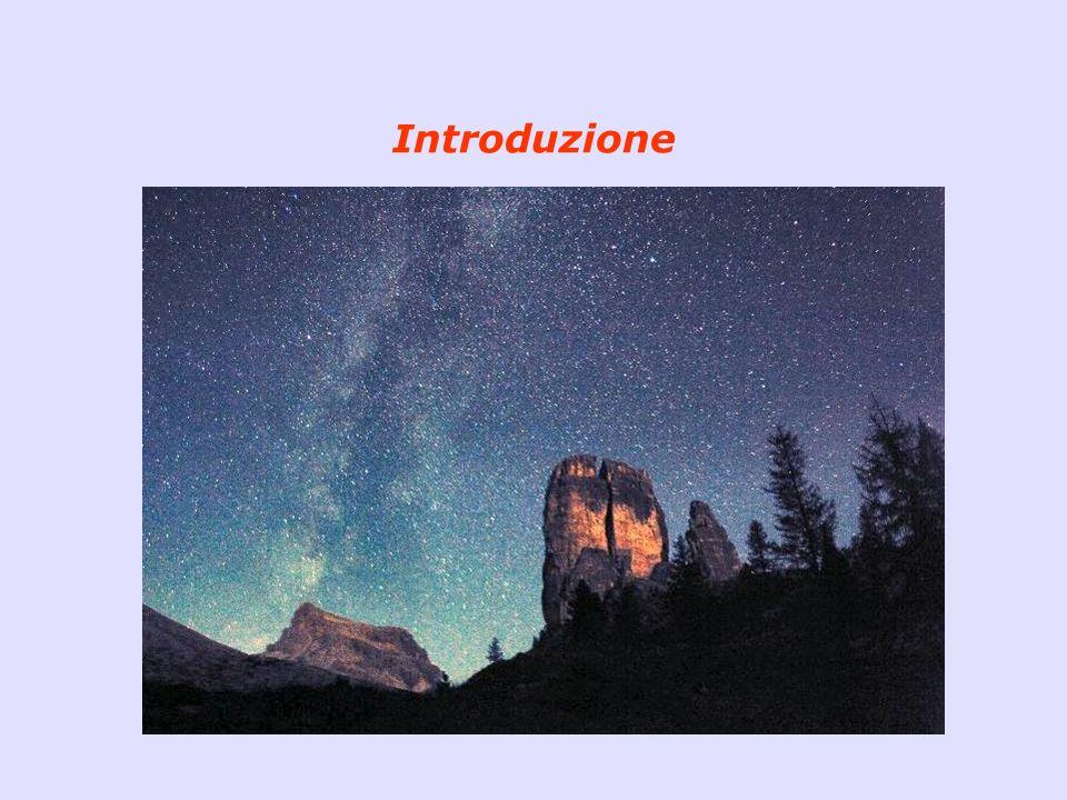Popolazioni stellari Gli studi di Shapley (sulla struttura della Galassia) e Baade (su Andromeda) Nella Galassia esistono due diverse popolazioni di stelle Popolazione I: - elevata abbondanza di elementi pesanti - presenti nel disco Popolazione II: - bassa abbondanza di elementi pesanti - presenti nella parte visibile dell alone Entrambe le Pop.