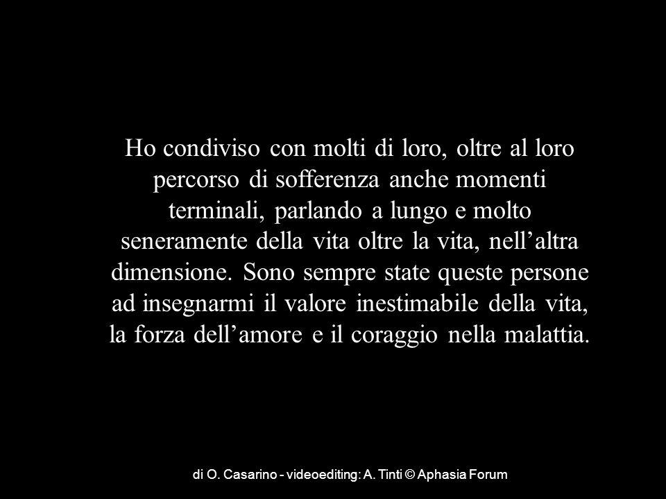 di O. Casarino - videoediting: A.