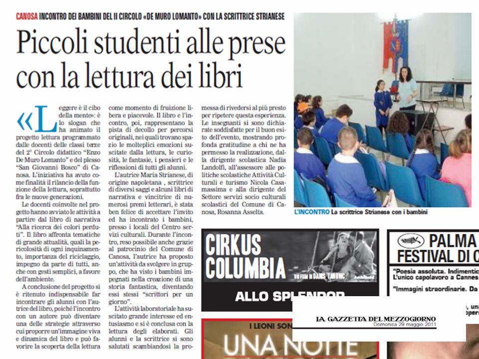 Altavilla Silentina (Sa) – (2012) Istituto Comprensivo Giovanni XXIII