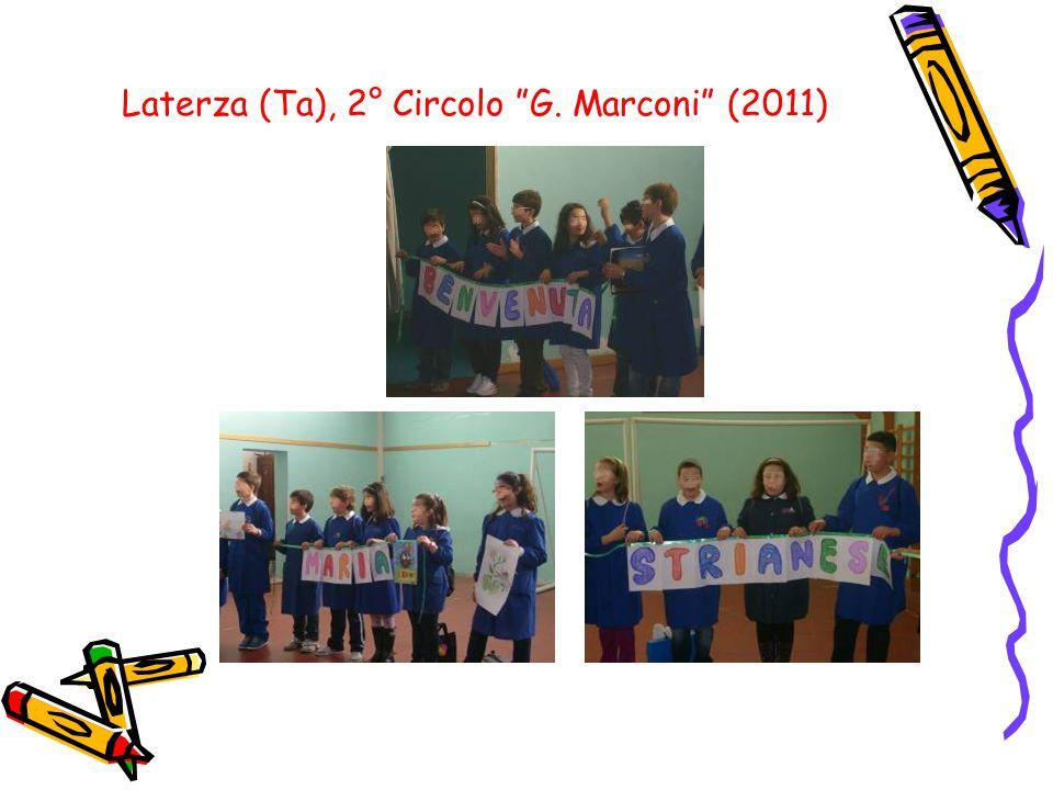 Laterza (Ta), 2° Circolo G. Marconi (2011)