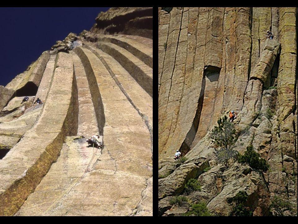 A torre é frequentada por amantes do montanhismo