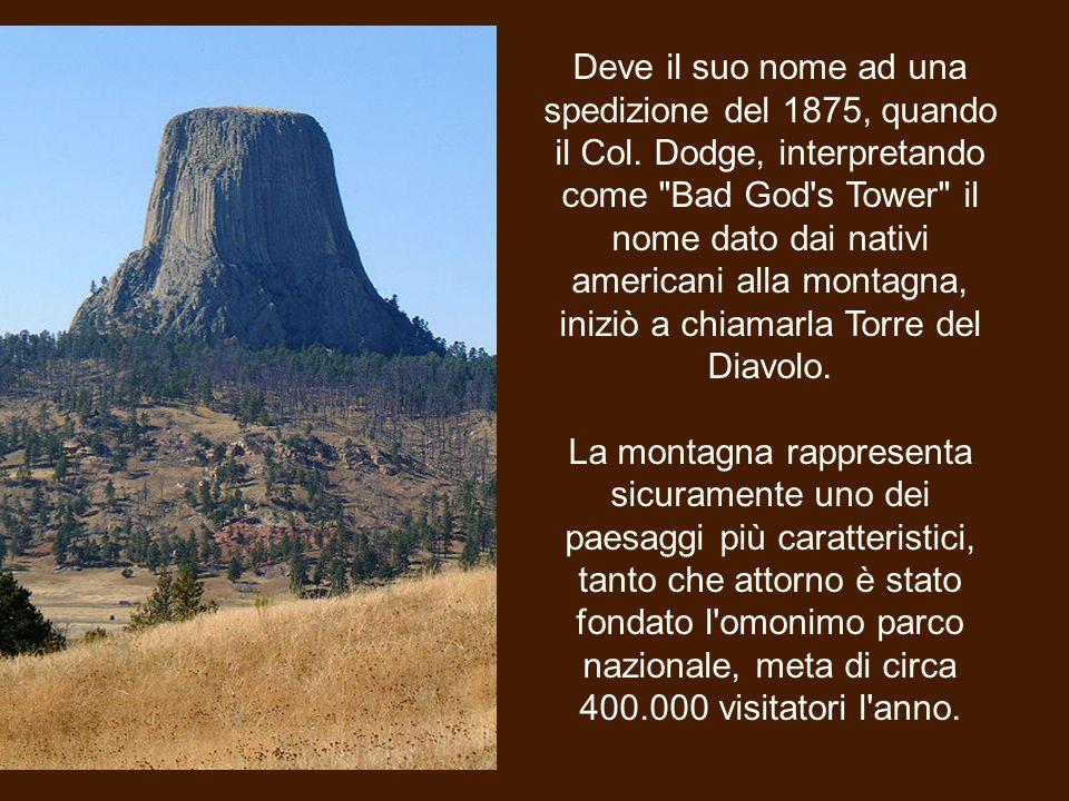 Il picco è sacro per i Lakota, i Cheyenne e i Kiowa, che considerano un sacrilegio le scalate compiute da molti turisti. A giugno, periodo in cui si s