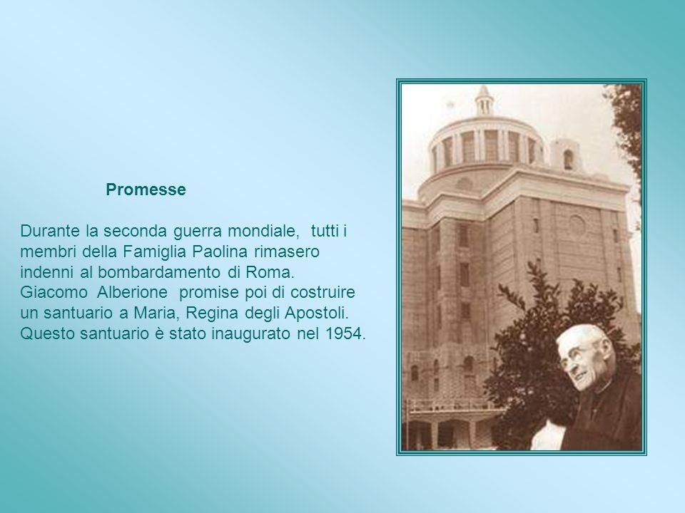 L Oratorio di S.Giuseppe nacque e divenne un alto luogo di preghiera e di spiritualità.