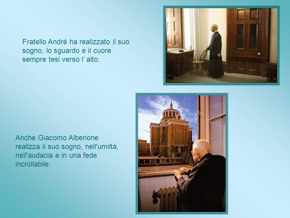 Promesse Durante la seconda guerra mondiale, tutti i membri della Famiglia Paolina rimasero indenni al bombardamento di Roma. Giacomo Alberione promis