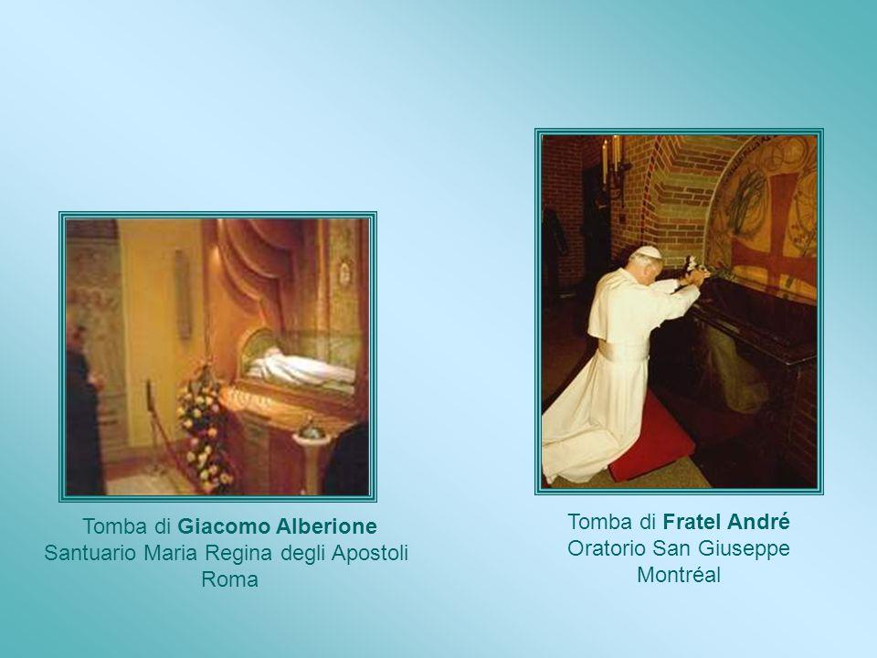 La fama di santità del padre Giacomo Alberione, si diffonde in gran parte nella Famiglia Paolina e nel mondo. Si affollano i visitatori alla sua tomba