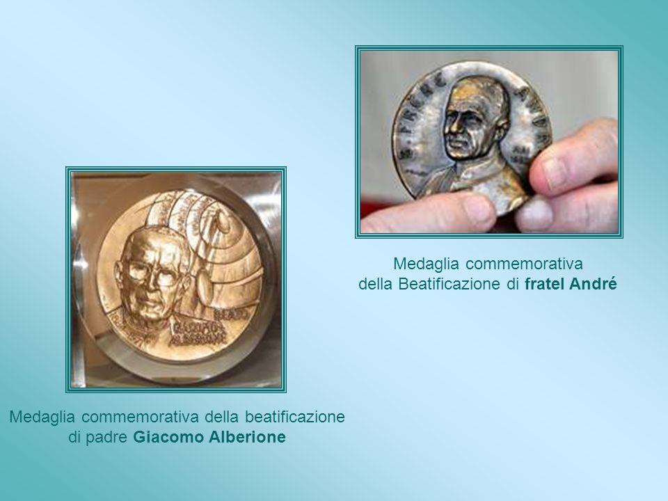 Beatificazione Il 23 maggio 1982, a Roma, Fratel André è dichiarato beato da Papa Giovanni Paolo II 19 giugno 1982, S. Messa di rendimento di grazie a