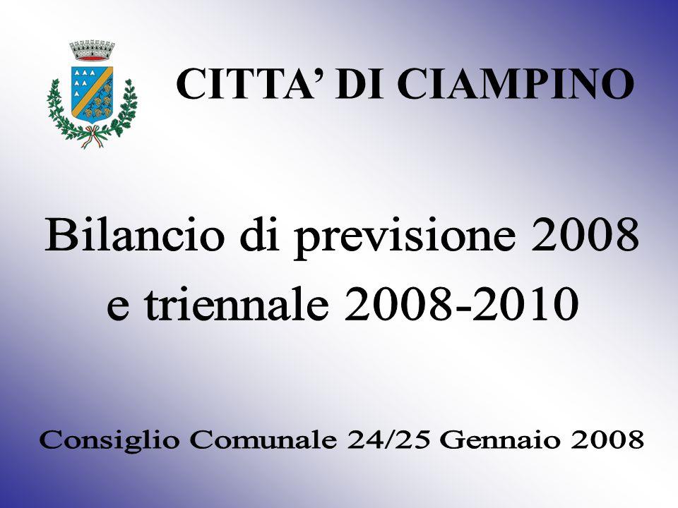 CITTA DI CIAMPINO