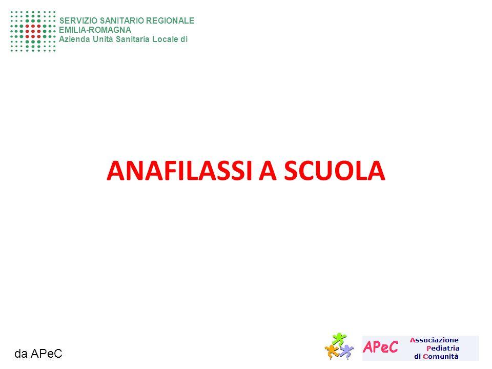 In questo incontro Conoscere alcuni aspetti dellanafilassi Assistere correttamente gli alunni con sintomi di anafilassi Come prevenire lanafilassi e riconoscerne i sintomi Esercitazione alluso delladrenalina autoiniettante