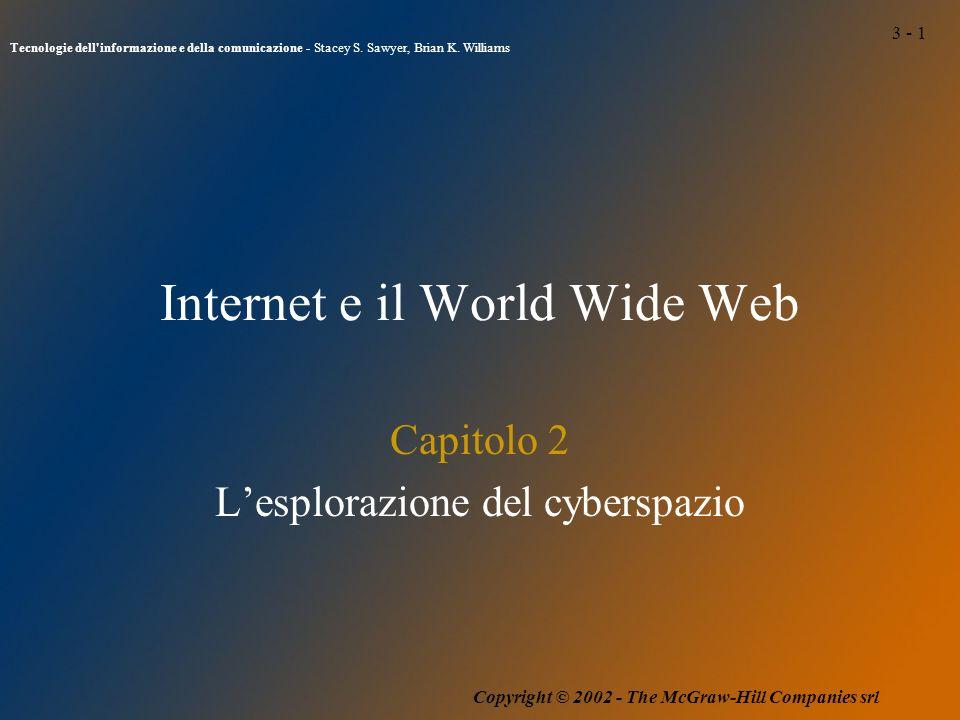 3 - 1 Tecnologie dell informazione e della comunicazione - Stacey S.