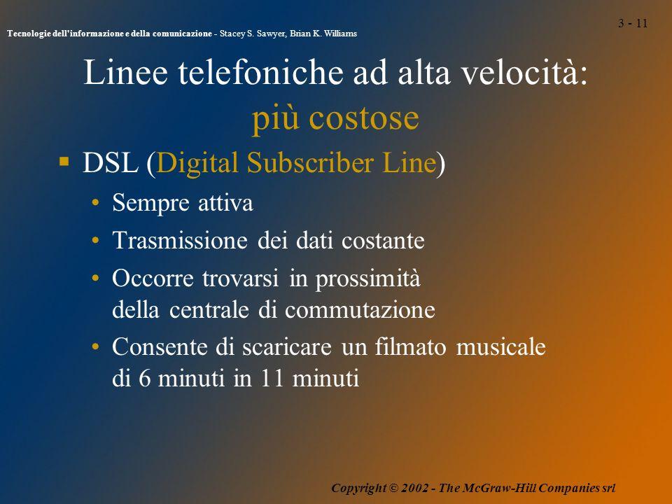 3 - 11 Tecnologie dell informazione e della comunicazione - Stacey S.