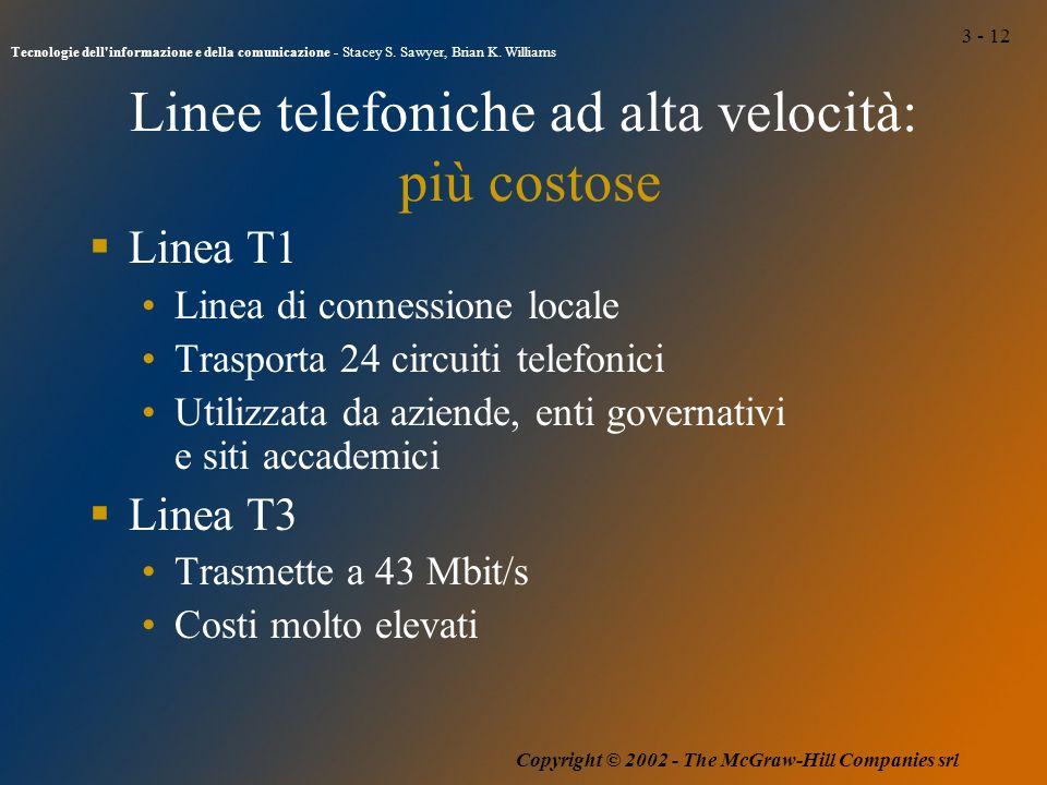 3 - 12 Tecnologie dell informazione e della comunicazione - Stacey S.