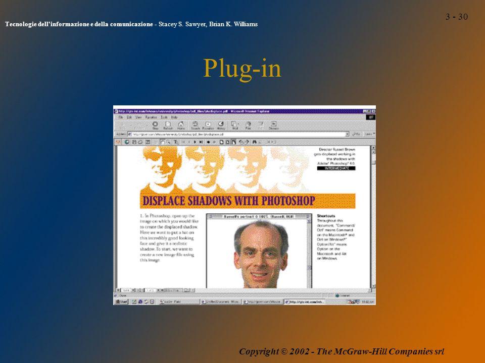 3 - 30 Tecnologie dell informazione e della comunicazione - Stacey S.