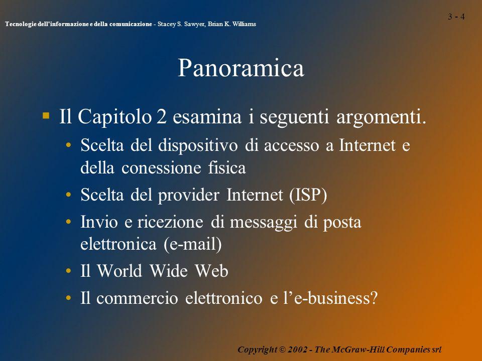 3 - 4 Tecnologie dell informazione e della comunicazione - Stacey S.