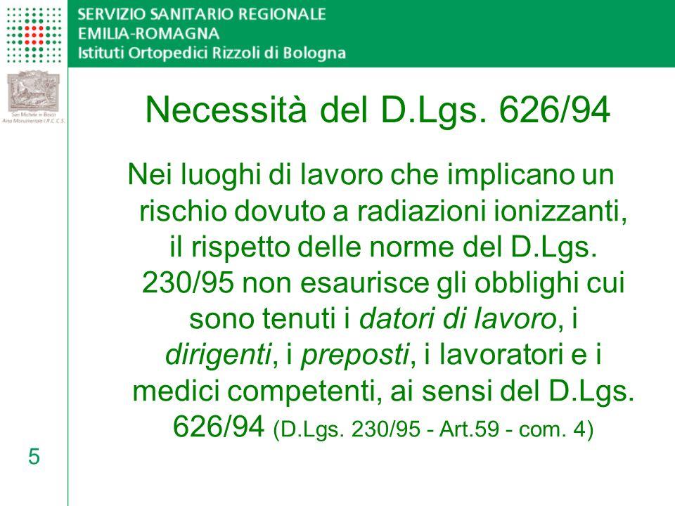 16 Art.76 (T.U.) Requisiti dei DPI 2.
