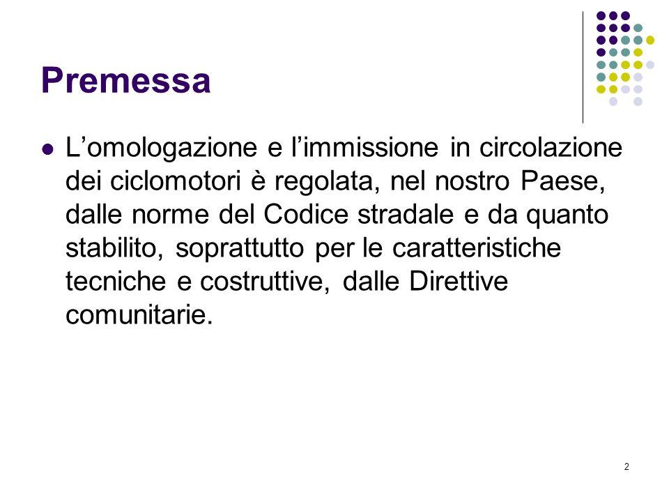 1 IL CICLOMOTORE NEL NUOVO C.D.S. A cura di Carlo Carrera – Funzionario della Scuola di Polizia Municipale R. Bussi. di Torino